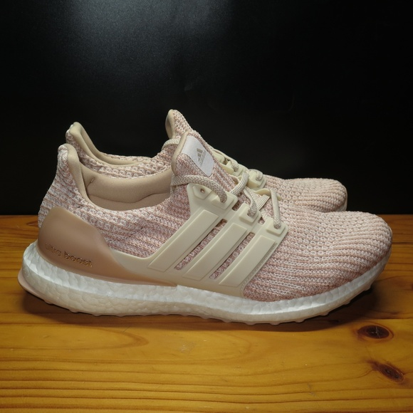 adidas UltraBOOST Ash Pearl Women Running Shoes NWT
